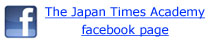 The Japan Times Academy facebook page